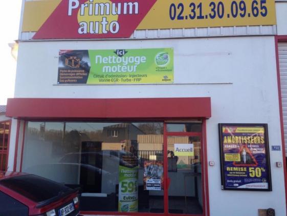 Atelier réparation auto Mouen